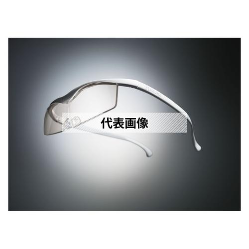 HAZUKI COMPANY Hazuki メガネ型拡大鏡 ハズキルーペ コンパクト カラーレンズ 1.85倍 白