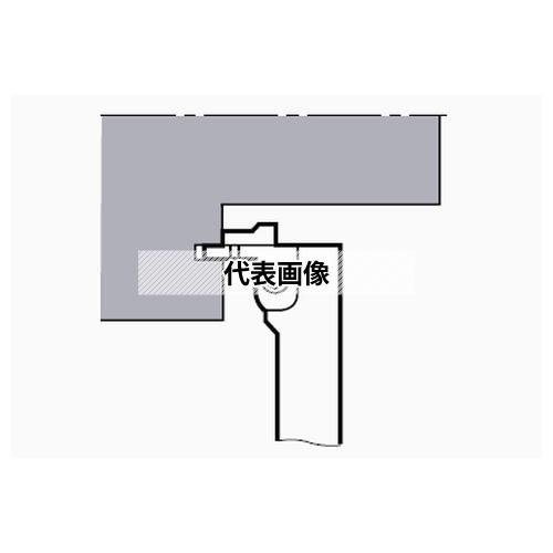 切削工具_旋削用工具_溝入れ 突切り_外径用Tungaloy タンガロイ :CFGTR2525-3SD 外径用TACバイト L-#S 2020 新作 D CFGTR2525-3SD CFGTR NEW ARRIVAL