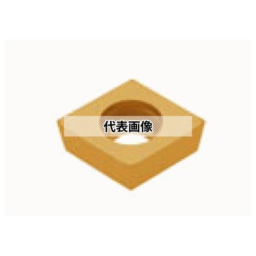 タンガロイ 旋削用 G級ポジインサート CCM/GW CCGW09T304:TH10×10セット
