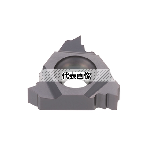 タンガロイ 旋削用 ねじ切りインサート ER/L-NPT 16ER14NPT:AH725×5セット