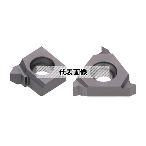 タンガロイ 旋削用 ねじ切りインサート IR/L-55 16IRAG55:AH725×5セット