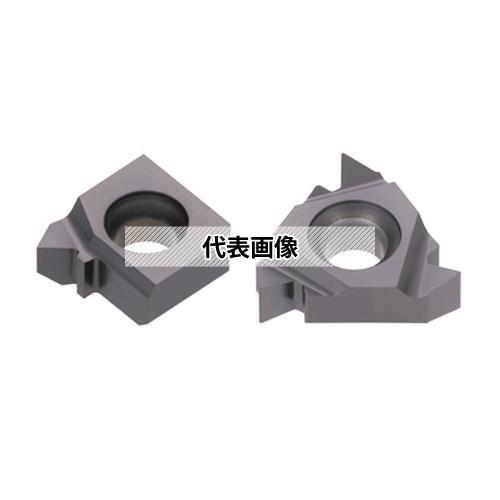 タンガロイ 旋削用 ねじ切りインサート IR/L-60 16IRG60:AH725×5セット