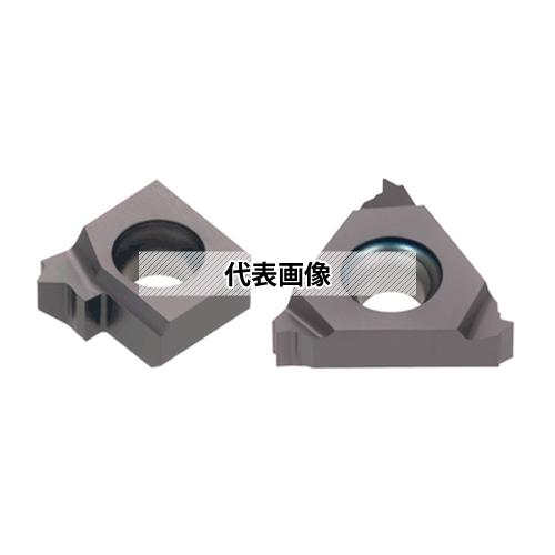 タンガロイ 旋削用 ねじ切りインサート IR/L-ISO 16IR20ISO:AH725×5セット