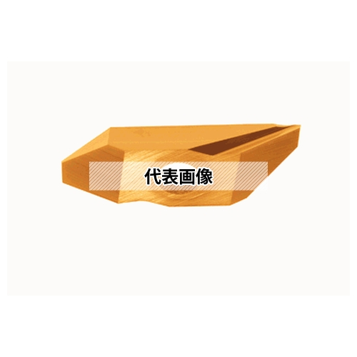 切削工具_旋削用工具_溝入れ・突切り_外径用Tungaloy(タンガロイ):JXBR8015F:TH10 タンガロイ 旋削用 溝入れインサート JXB(R/L) JXBR8015F:TH10×10セット