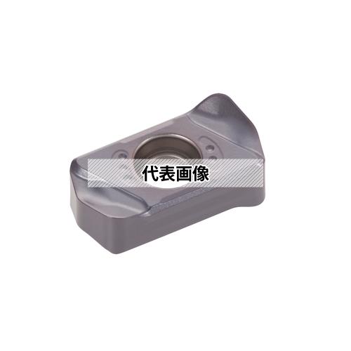 タンガロイ 転削用 K.M級インサート LNMU03-MJ LNMU0303ZER-MJ:AH3035×10セット