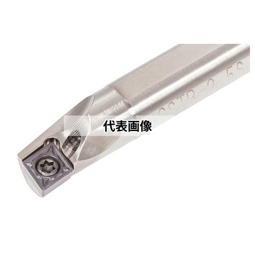 【現金特価】 A/E-SCLCR/L E12Q-SCLCL06-D140:ファーストTOOL 内径用TACバイト タンガロイ-DIY・工具