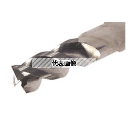 【着後レビューで 送料無料】 TECA-H3-CF-R 3枚刃アルミ用エンドミル タンガロイ TECA200H3-30/100C20CF-R40:KS15F:ファーストTOOL-DIY・工具