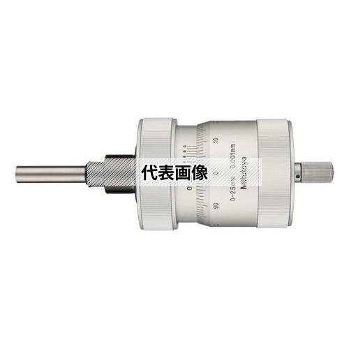 ミツトヨ 152シリーズ マイクロメータヘッド(高機能形)MHG-XY X・Yテーブル対応 MHG7-25VY (152-401)