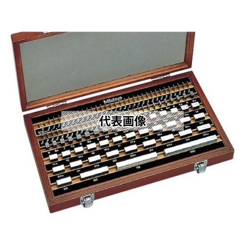 超激安 ミツトヨ 516シリーズ レクタンギュラゲージブロック標準セット BM BM1-103-2 (516-944), 松阪牛大西 6acf59ce