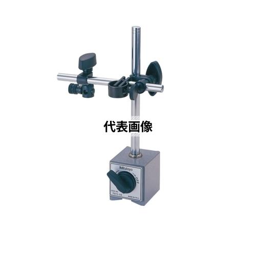 ミツトヨ ダイヤルゲージ用アクセサリ マグネチックスタンド(調整ロッド形) (7011-10)