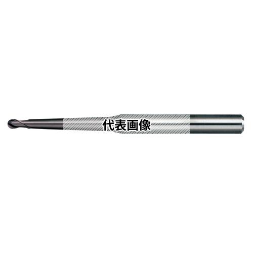 日進工具 無限コーティング ロングテーパーネックボールエンドミル MRBTN230 R1.5X3゚X50