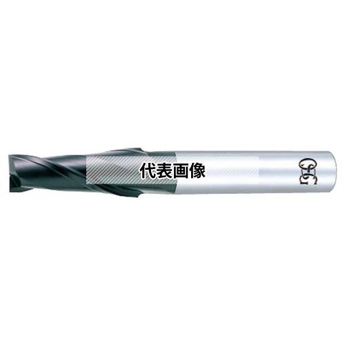 オーエスジー FXコーティング 超硬テーパエンドミル 2刃 FX-MG-TPDS FX-MG-TPDS 5X1° (8537260)