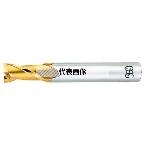 当店だけの限定モデル オーエスジー TiNコーティング 2刃 (88047):ファーストTOOL 37 ハイスエンドミル EX-TIN-EDS EX-TIN-EDS-DIY・工具