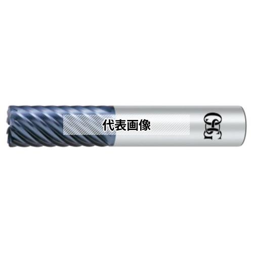 流行 Vコーティング (8457300):ファーストTOOL ハイスエンドミル 多刃 30X6F VPS-EMS VPS-EMS オーエスジー-DIY・工具