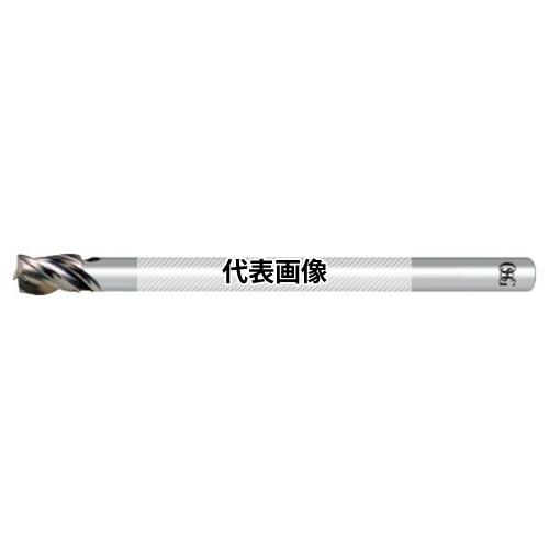 オーエスジー 超硬エンドミル 3刃 銅・アルミ合金用 立ち壁対応型 CA-MFE CA-MFE 10XR3 (8532109)
