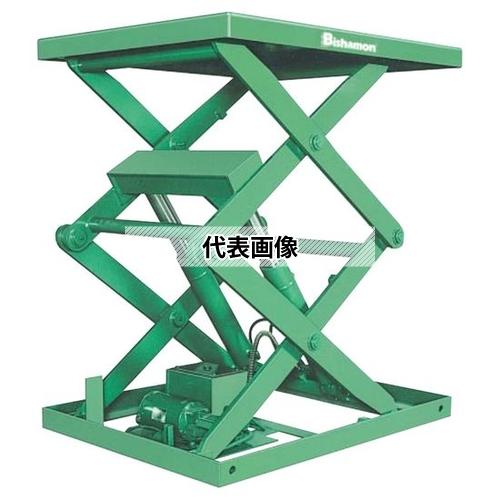 スギヤス 固定式テーブルリフト(油圧駆動タイプ)-2AX 2AX200HT-B[送料別途お見積り]