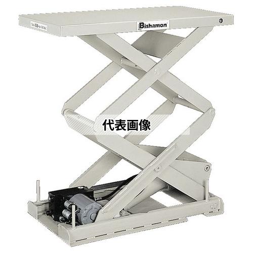 【送料無料(一部地域を除く)】 2X050510A-B[送料別途お見積り]:ファーストTOOL 固定式テーブルリフト(油圧駆動タイプ)-2X スギヤス-DIY・工具