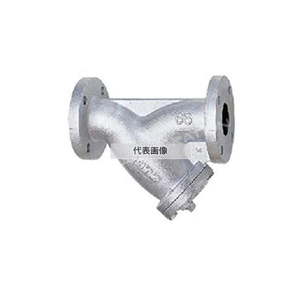 直送商品 キッツ 10FCY 100A:ファーストTOOL 鋳鉄製Y形ストレーナ(10FCY)-木材・建築資材・設備
