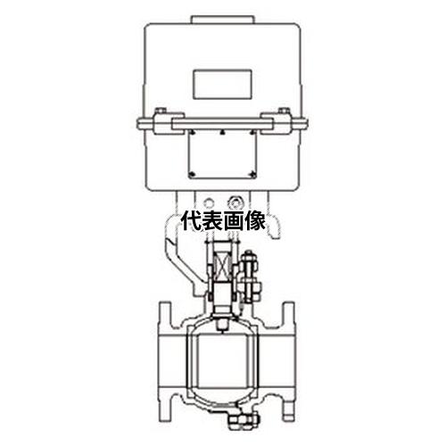 【在庫有】 SCS13A製ボール(EKE200-10UTB) 25A[送料別途お見積り]:ファーストTOOL 電動 《EKE型/緊急遮断》 キッツ EKE200-10UTB-木材・建築資材・設備