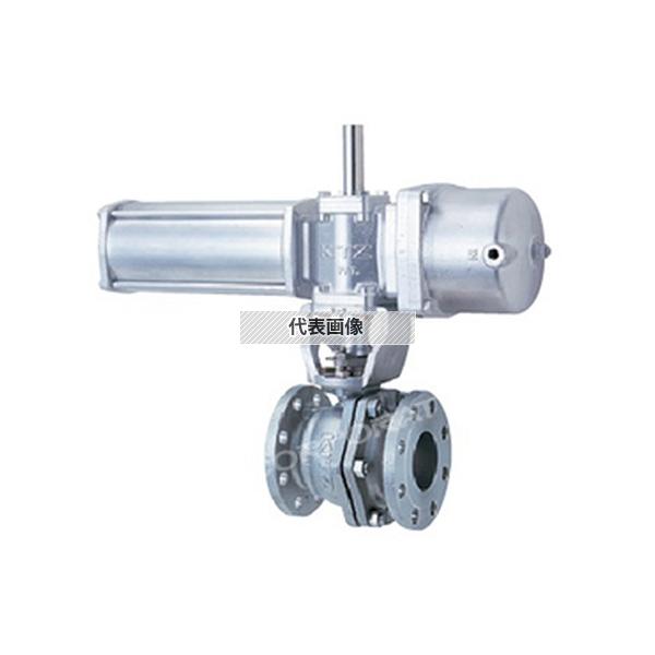 管材商品_バルブ_自動弁_空圧弁KITZ(キッツ):BS-10SCTR 250A キッツ 空圧 《BS型/スプリングリターン》 鋳鋼製ボール(BS-10SCTR) BS-10SCTR 250A[送料別途お見積り]