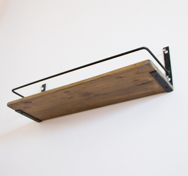 fiscu | Rakuten Global Market: Wall shelf fence wall rack wall ...
