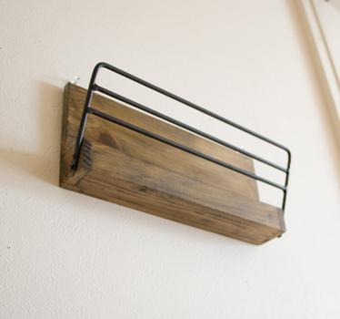 Newspaper Rack News Paper Dispenser Letter Rack Magazine Rack Wall Pocket Wall Shelf Wall Rack Wall