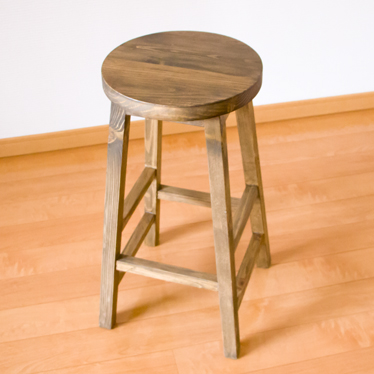 Phenomenal Wood Country Antique North Europe Cafe Retro Finished Product Shin Pull Heiss Tool Made Of Heiss Tool 60Cm In Height Stool Barstool Kitchen Stool Bralicious Painted Fabric Chair Ideas Braliciousco