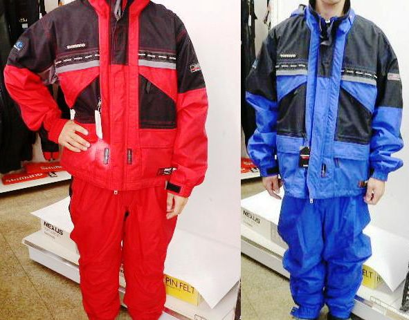 【ワケあり】【送料無料】《シマノ》SHBC2コンビネーション・プロテクティブスーツ (RA-1518)(防寒 ウォームアップ  コールドウェザースーツ オールウェザー ウインドアップ)