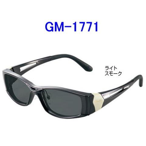 がまかつ 偏光サングラス GM-1771(偏光グラス サングラス)