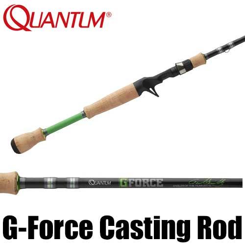 【クァンタム】 G-フォース ベイトロッド / G-Force Casting Rod