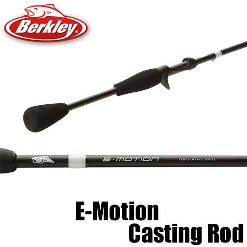 【バークレー】 E-モーション ベイトロッド / E-Motion Performance Series Casting Rod