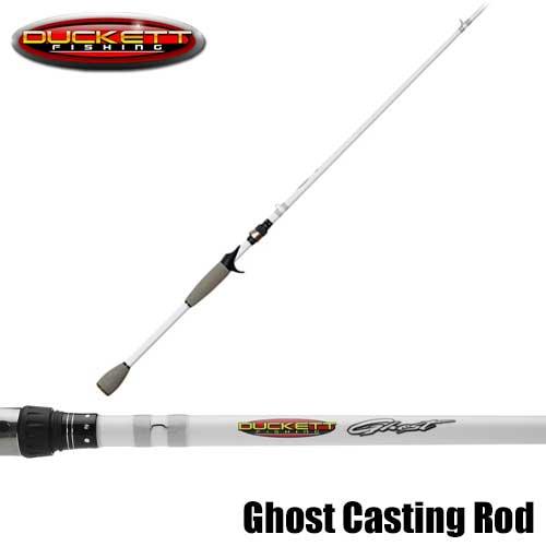 【ダケット フィッシング】 ゴースト ベイト ロッド / Ghost Casting Rod