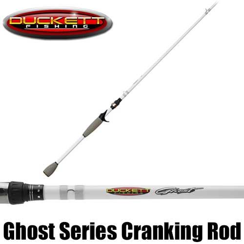 【ダケット フィッシング】 ゴースト クランキング ロッド / Ghost Series Cranking Rod