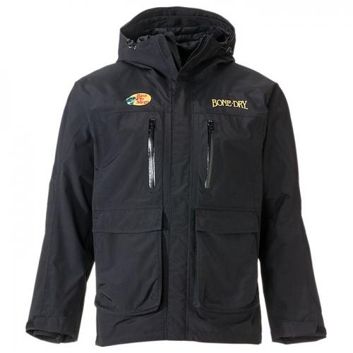 【バス プロ ショップス】 HPR II ボーンドライ レインジャケット / HPR II BONE-DRY Rain Jacket