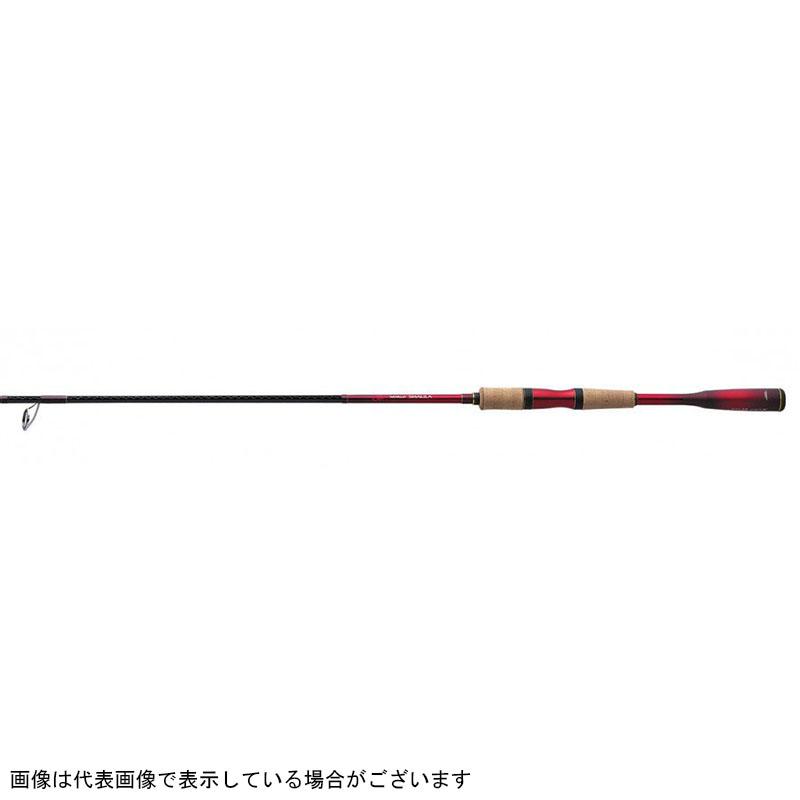 シマノ(SHIMANO) 18ワールドシャウラ 2652R-3 (スピニング3ピース バット交換可能)