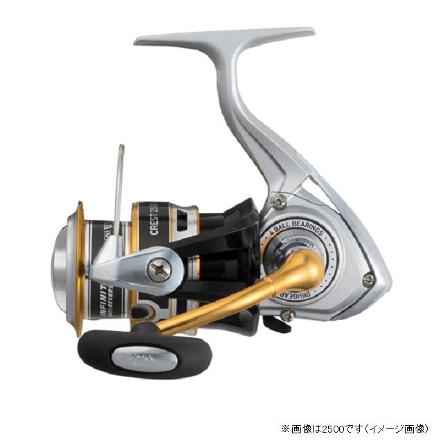 ダイワ(Daiwa) 16クレスト 2508H スピニングリール