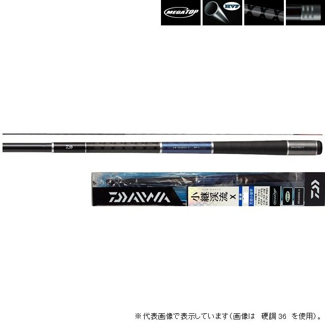 ダイワ(DAIWA) 小継 渓流 X 硬調 27