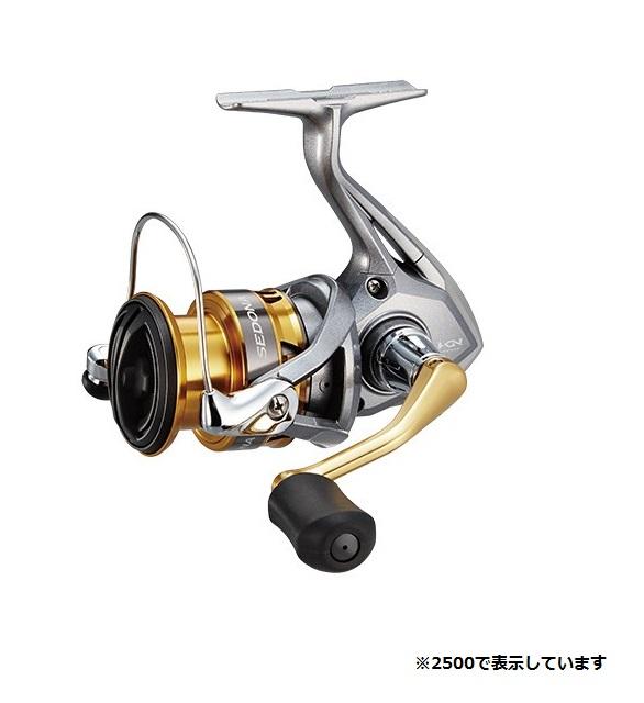 シマノ(SHIMANO) 17 セドナ 2500SPE