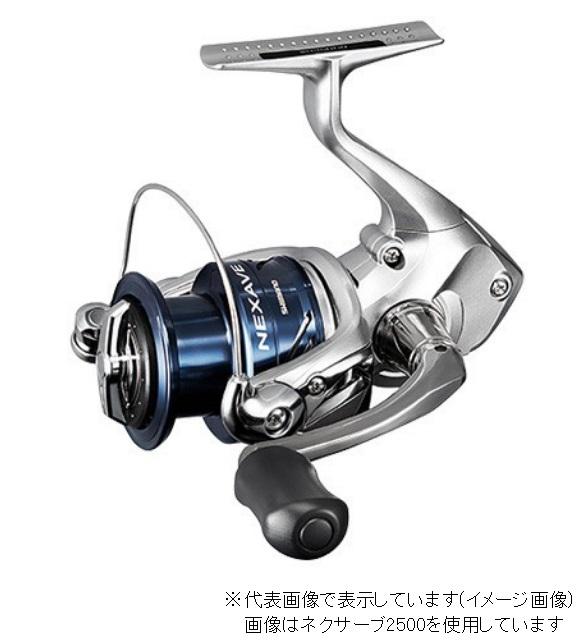 シマノ(SHIMANO) 18 ネクサーブ 6000 (糸付 ナイロン6号)