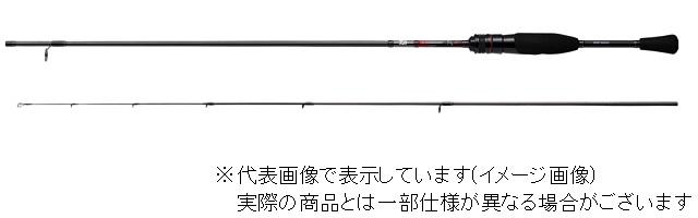 ダイワ(DAIWA) 18月下美人MX AJING 55LS-S (スピニング 2ピース)