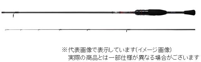 ダイワ(DAIWA) 18月下美人MX AJING 75HS-S (スピニング 2ピース)
