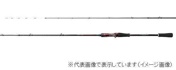 シマノ(SHIMANO) 19 セフィア SS メタルスッテ B66M-S (ベイト 2ピース)