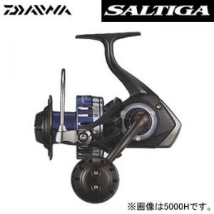 【送料無料】 ダイワ 15 ソルティガ 5000H