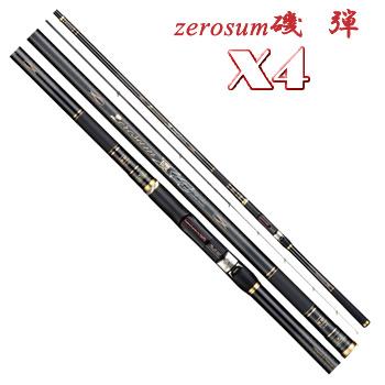 宇崎日新 ゼロサム 磯 弾 X4 タイプ0-5305