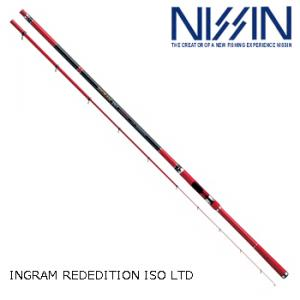 宇崎日新 イングラム レッドエディション ISO LTD 1.25号-5005