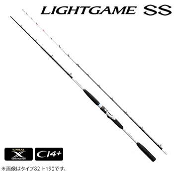 Shimano灯游戏SS型73 H200