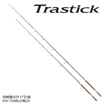 シマノ トラスティック S810M (シーバスロッド)