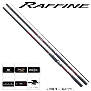 シマノ 15 ラフィーネ 1.2-500 (磯竿)