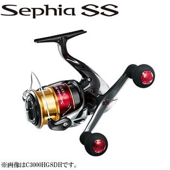 シマノ (SHIMANO) 15 セフィアSS C3000HGSDH (エギング リール)