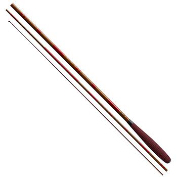 シマノ 朱紋峰 本式 15 (へら竿 のべ竿)